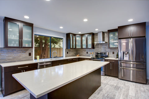 Modern Wood Kitchen Cabinets Room To Rooms