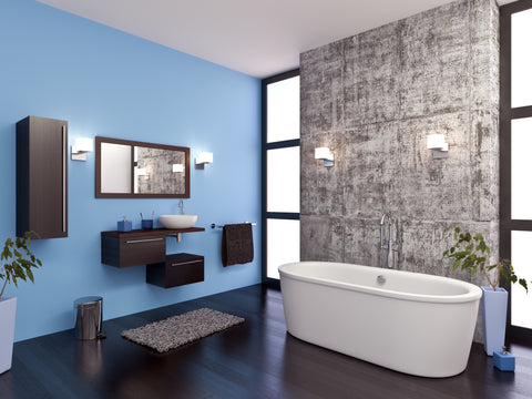 What's the Best Paint Brand to Use in Your Bathroom?