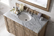 James Martin 157-V48-WW Bristol 48 Inch Single Vanity, White Washed Walnut