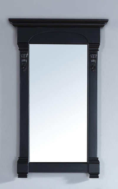 James Martin 147-114-5135 Brookfield 26 Inch Mirror, Antique Black