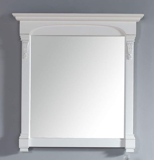 James Martin 147-114-5345 Brookfield 39.5 Inch Mirror, Cottage
