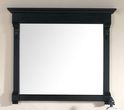 James Martin 147-114-5435 Brookfield 47.25 Inch Mirror, Antique Black