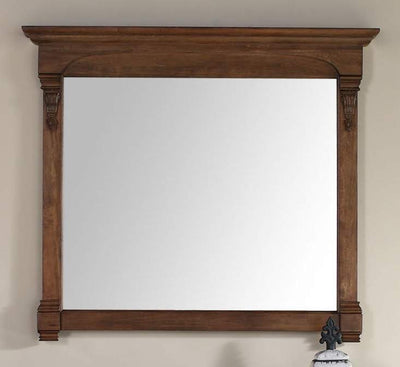 James Martin 147-114-5475 Brookfield 47.25 Inch Mirror, Country Oak