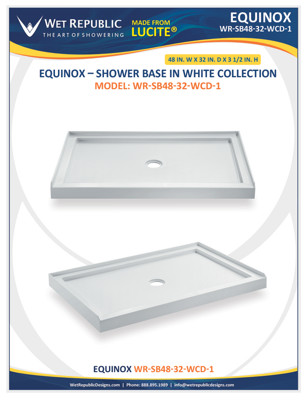 Room To Rooms:Shower Bases