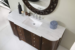 James Martin 211-V68S-WME Melborne 68 Inch Single Vanity