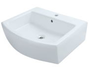Polaris P003VW 22 Inch Porcelain Vessel Sink