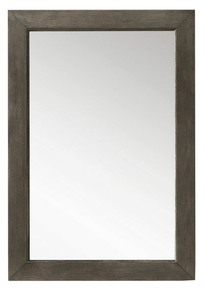JAMES MARTIN 388-M29-SOK COLUMBIA 29 INCH MIRROR IN SILVER OAK