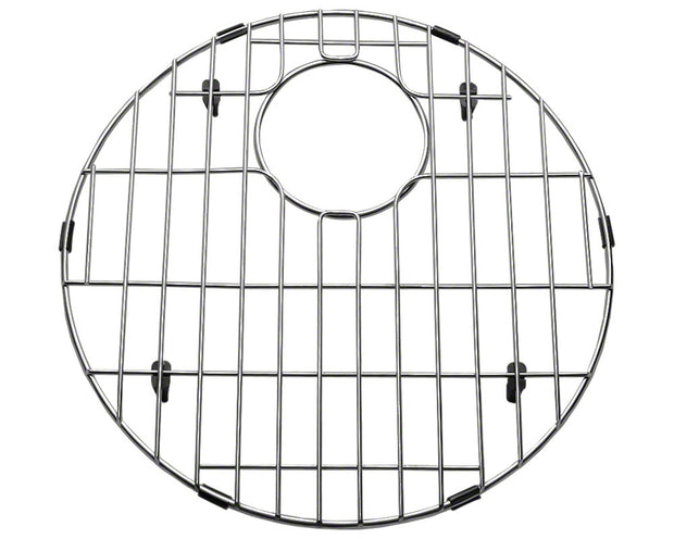 POLARIS P564-ENS 18 GAUGE KITCHEN ENSEMBLE (SINK, STANDARD STRAINER, SINK GRID, AND CUTTING BOARD)