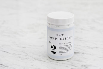 RAW COMPLEXIONS Skin Balance Beauty Food
