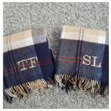Tartan Luxury Lambswool Wrap