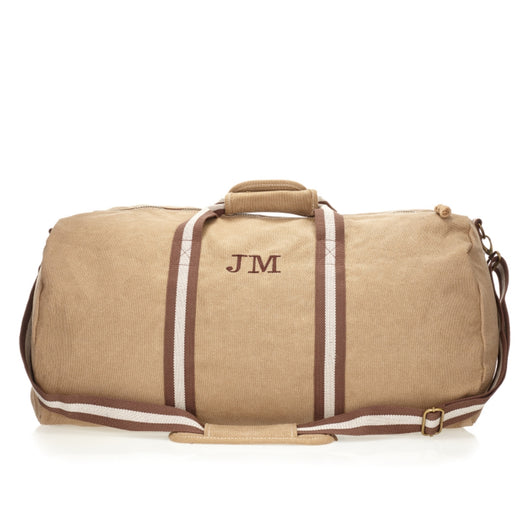 Vintage Canvas Men's Holdall
