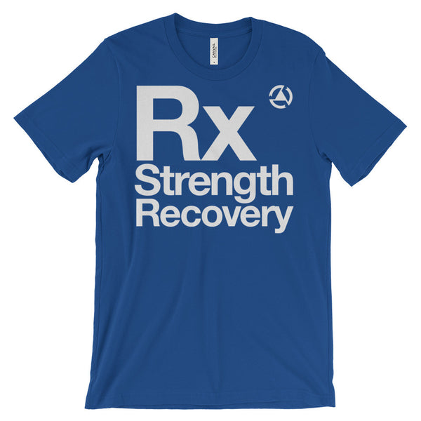The Rx Strength Recovery™ Prescription-Strength T