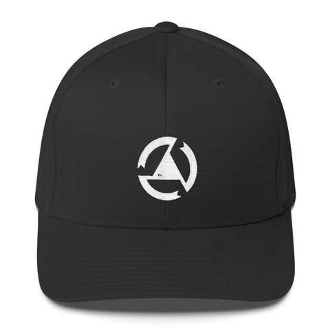 The Official Recovery Revolution Triskelion™ Fitted Cap