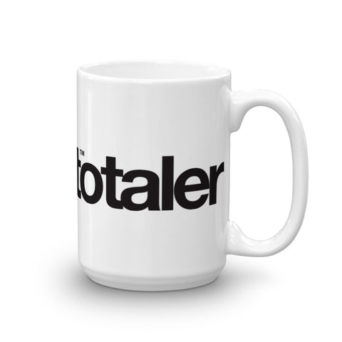 The Official Coffeetotaler™ 15oz Mug