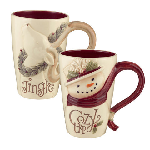 Cozy Up Jingle Mug