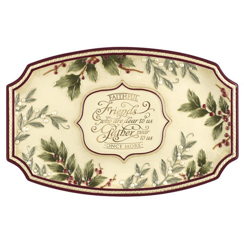 Traditions Large Serving Platter
