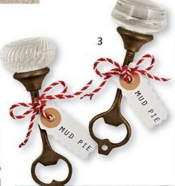 Circa Door Knob Bottle Openers