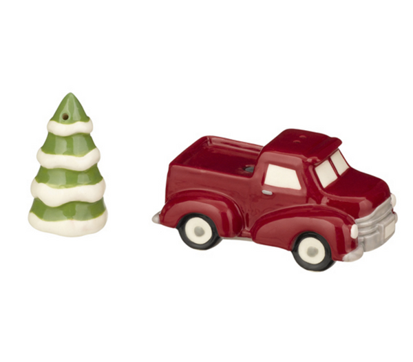 Holiday Travel Salt & Pepper Shakers