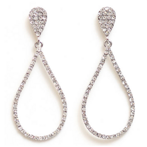 Tear Drop Earring