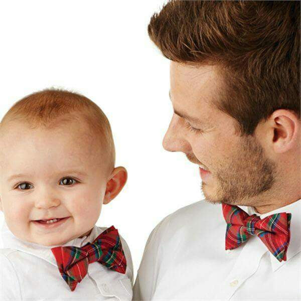 Daddy & Me matching  Bow ties S/2