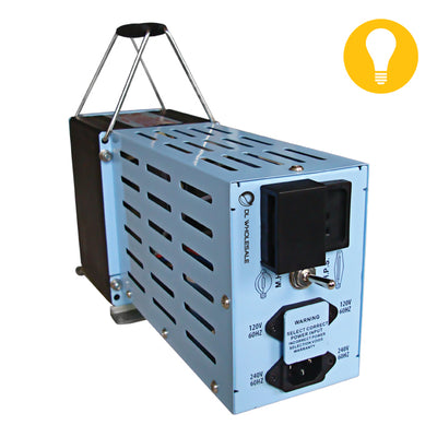 HOT HEAD 1000W 120/240V HPS/MH Magnetic Ballast