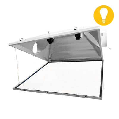 Triple X2 Double Ended Air Cooled Reflector 6''