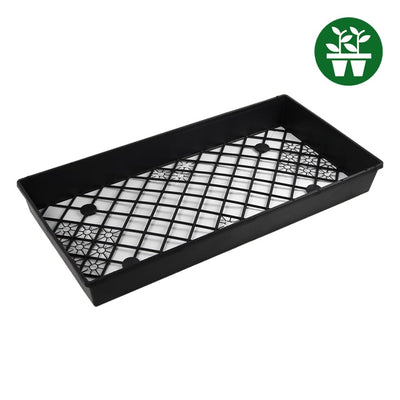 10'' x 20'' Web Tray w/ Solid Sides - Grow Store