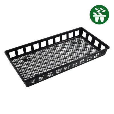 10'' x 20'' Web Tray w/ Open Sides - Grow Store