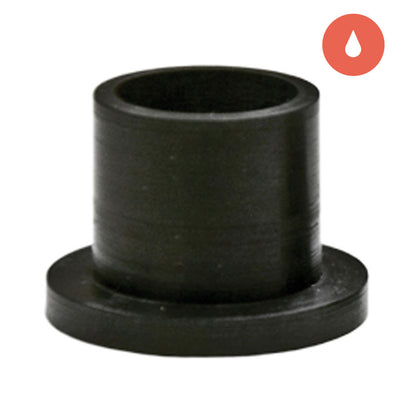3/4'' Top Hat Rubber Grommet (25 PIECES PER PACK)