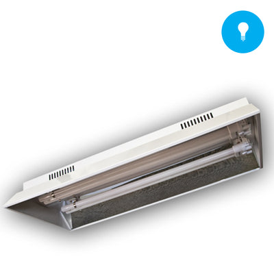 T5 Dual 55W Florescent Grow Light