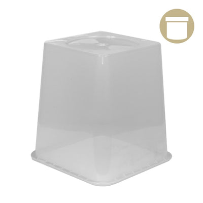 Square Dome w/ Vent (fits: 907405/907403/907413)