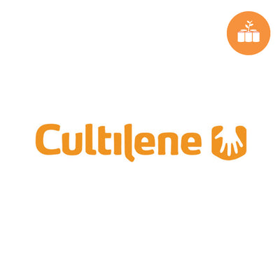 Cultilene 1.5x1.5x1.5 Cubes w/ Shrinkwrap (Case of 2,250 pieces)
