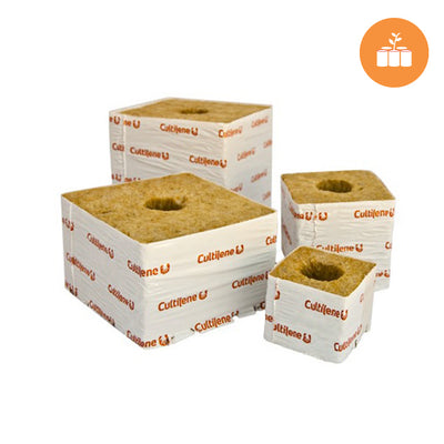 Cultilene 4x4x4 Block w/ Optidrain (case of 144 pcs. per carton)