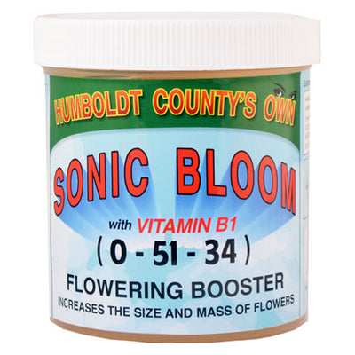 Humboldt Counties Own Sonic Bloom W/Vits 10LB