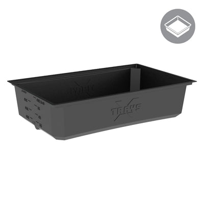 X-Trays Reservoir 100 Gal. Black