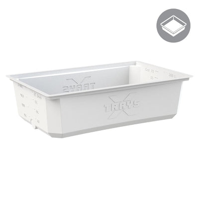 X-Trays Reservoir 75 Gal. White