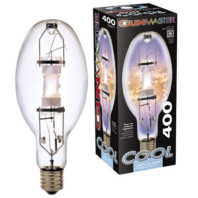 SunMaster 400W MH Blue Ice Lamp 5500K