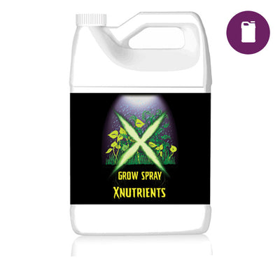 X Nutrients Grow Spray 1 Gal.