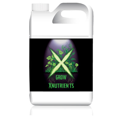 X Nutrients Grow Nutrients 2.5 Gal.