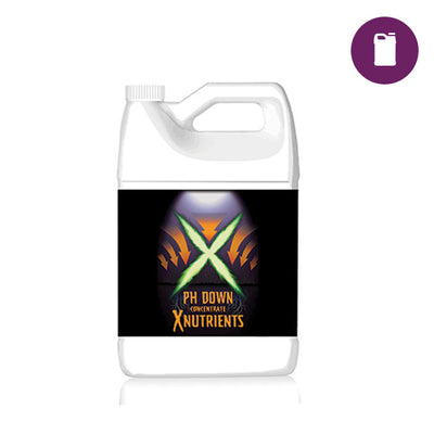 X Nutrients pH Down 1 Gal. Concentrate