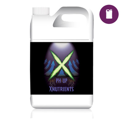 X Nutrients pH Up 1 Gallon