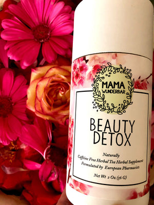 BEAUTY DETOX - Your Beauty Tea - Mama Wunderbar