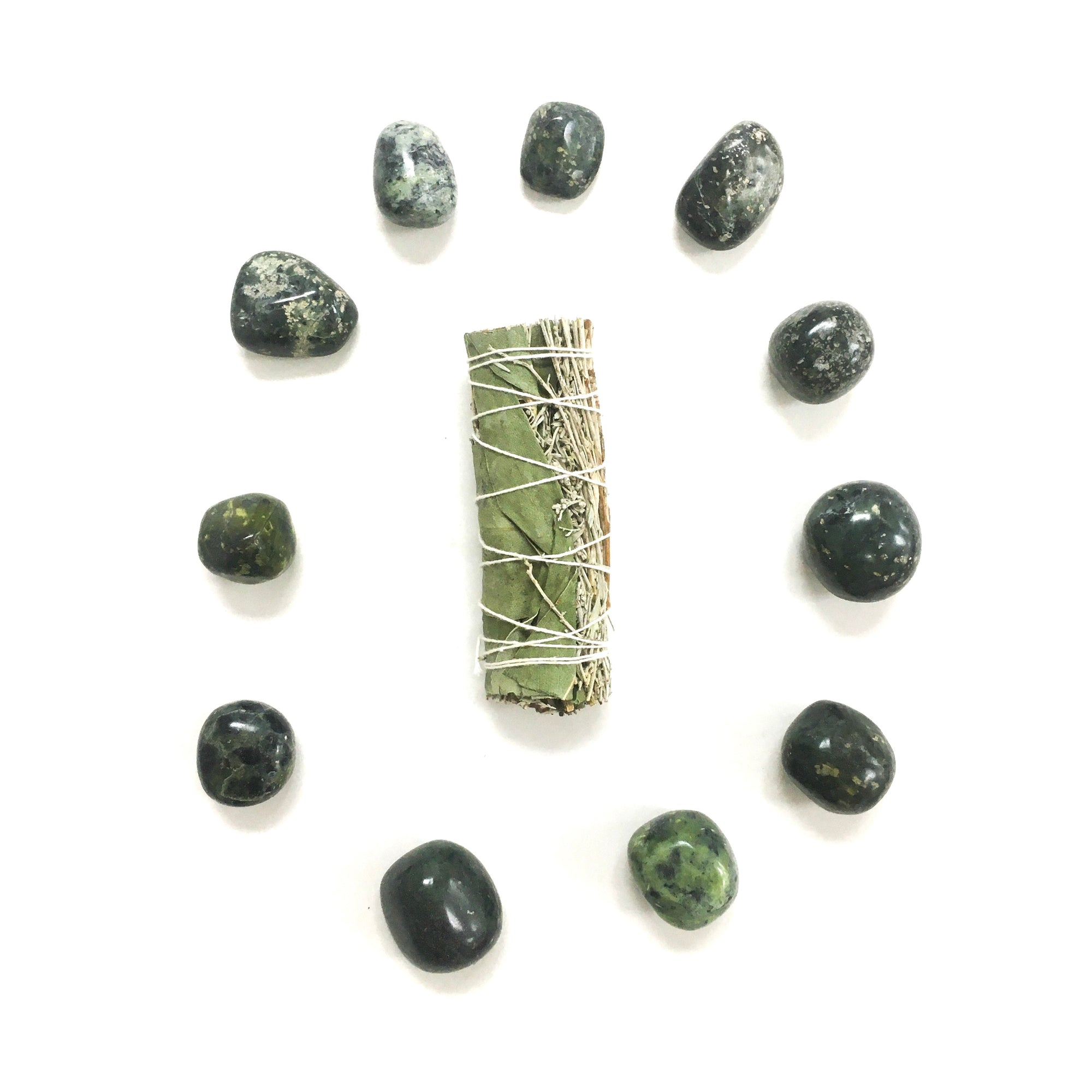 Blue Sage Eucalyptus Smudge Stick