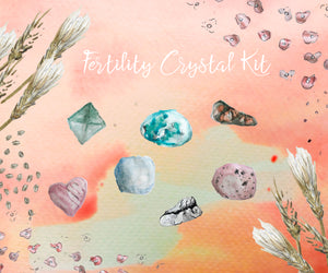 Fertility Crystal Kit Instruction Sheet