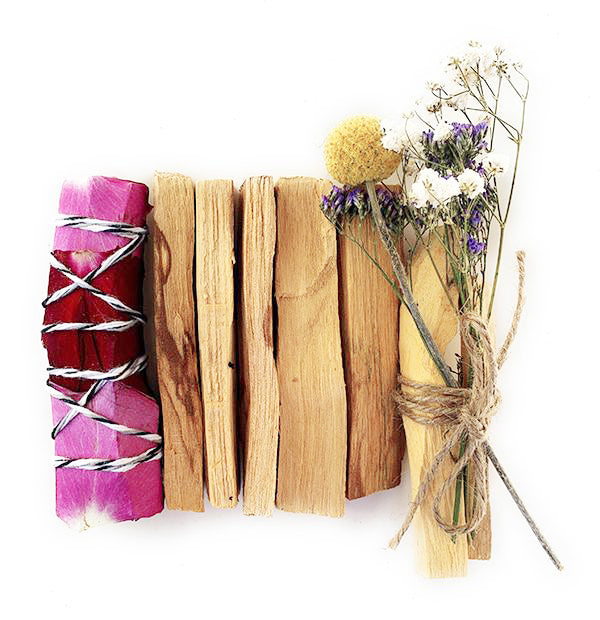 Floral Palo Santo Sticks