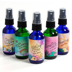Aura Spray Collection