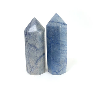 Blue Quartz Tower