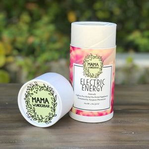 ELECTRIC ENERGY - Mama Wunderbar
