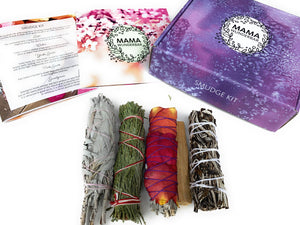 Smudge Kit - Sage Smudge Sticks and more