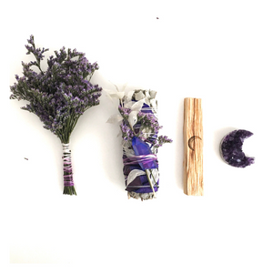 Waxing Crescent Moon Ritual Kit